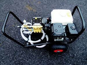 Honda powerwasher GP160