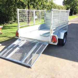 5' x 3.3' Quad Trailer - Easy loading ramp - ATVs for sale in Galway, Mayo, Sligo, Leitrim and Roscommon