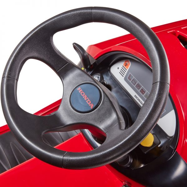 Honda HF2317 HME Steering wheel and dash - Ride on Tractor Lawn Mower