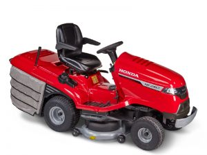HONDA HF2417 HME Ride on lawnmower