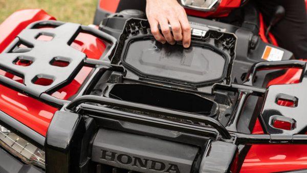 Honda trx520fa6 Quad - suitable for farm