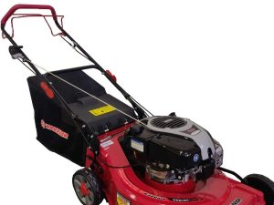 "Warrior 22"" petrol lawn mower"