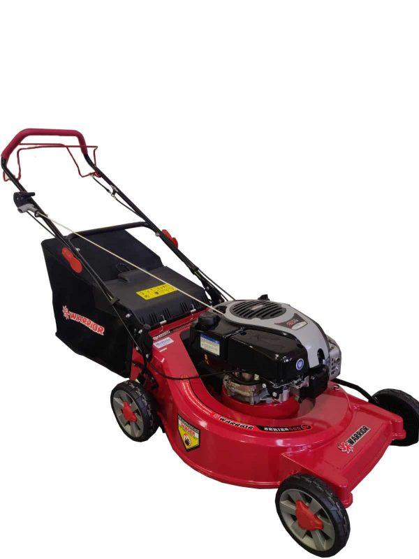 """Warrior 22"""" petrol lawn mower"""