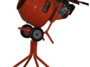 Honda powered Petrol Cement mixer