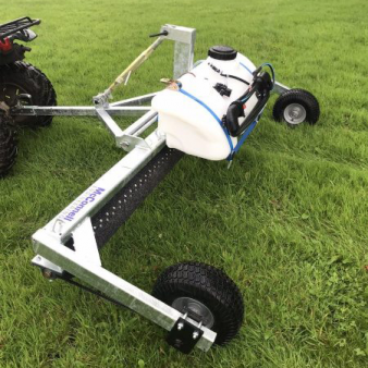 Quad ATV Attachments - Quad Sprayer