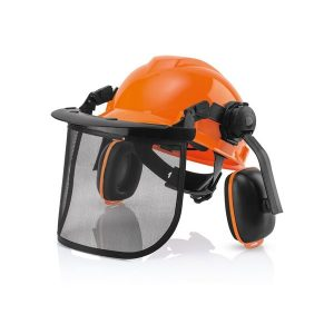 Rocwood Forestry Helmet - Chainsaw Helmet with ear protection for sale in Galway, Mayo, Sligo, Leitrim and Roscommon