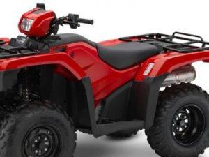 Honda TRX520FE2